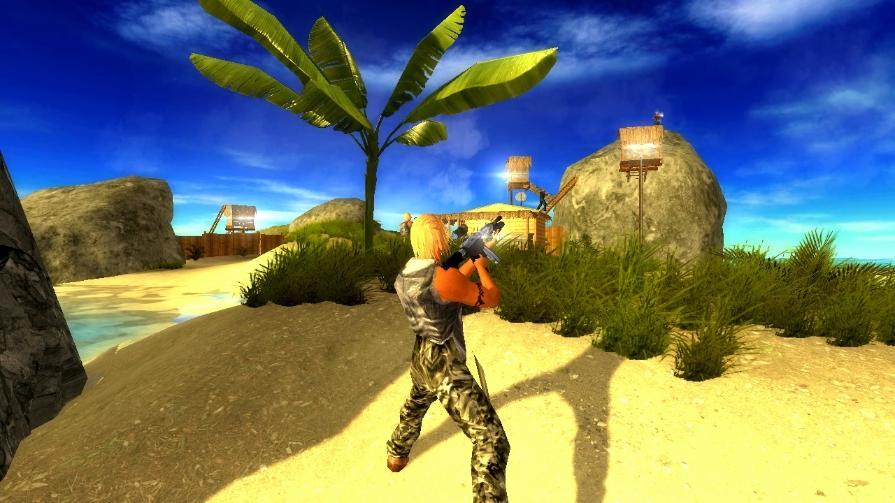 shooter online game