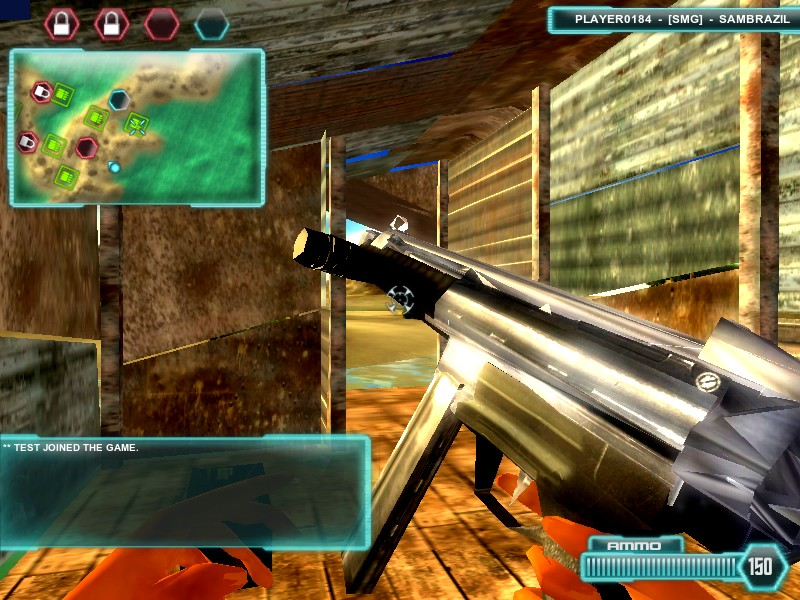 browser shooter games multiplayer